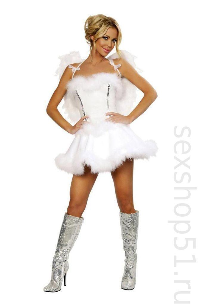 Сексуальный женский наряд ангелочка